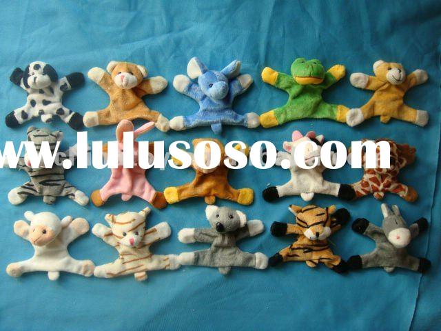 plush magnet toys in animal shape