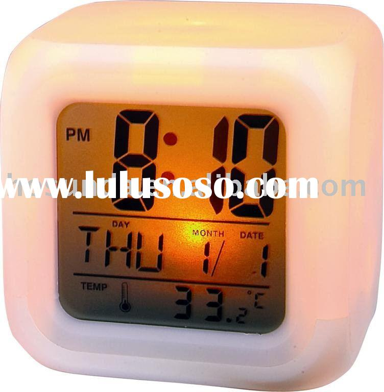 pressure sensor clock,digital clock,countdown clock,alarm clock