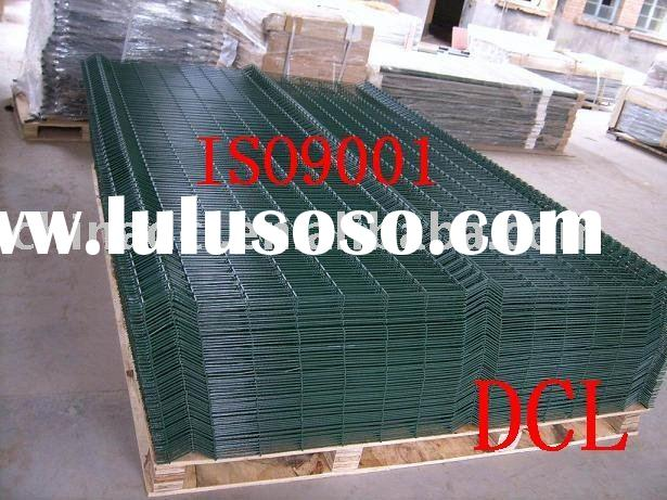 pvc welded mesh cage