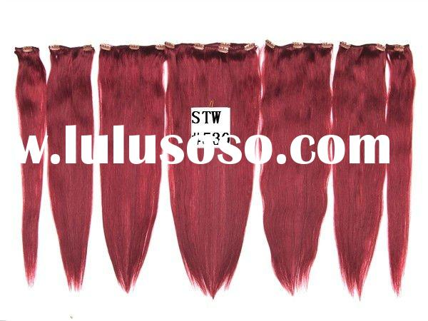 Red Velvet Indian Remy Hair 78