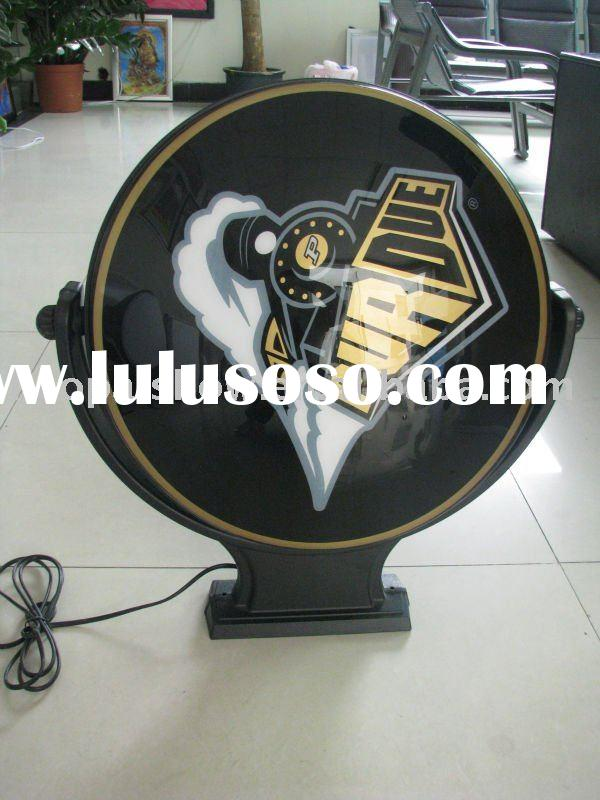 rotating light box & display light box & outdoor light box