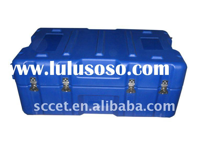 rotationally moulded plastic box ,military box ,China plastic box