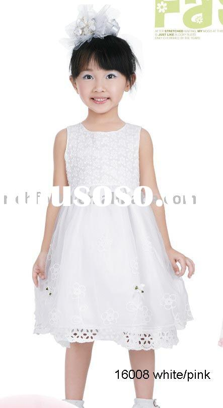 sell Beautiful girl dress,children clothing,kids wear,kids dress,fashion clothes, ,