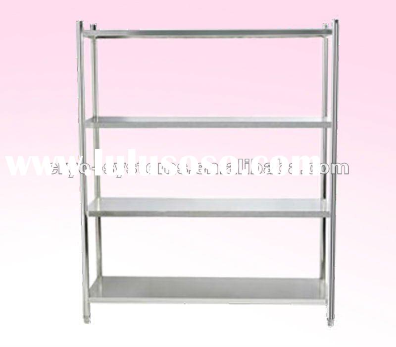 store room shelving ; cool room shelving ; rack shelves showcase for small or middel size cold stora