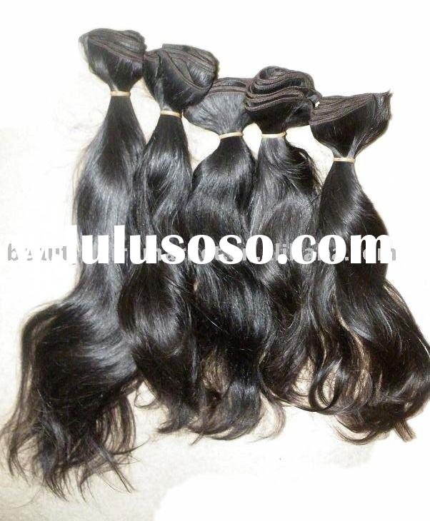 Blending Natural Hair With Body Wave Weave
