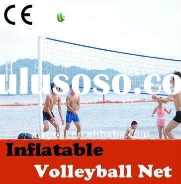 volleyball flooring (Inflatable & Portable Volleyball Net)