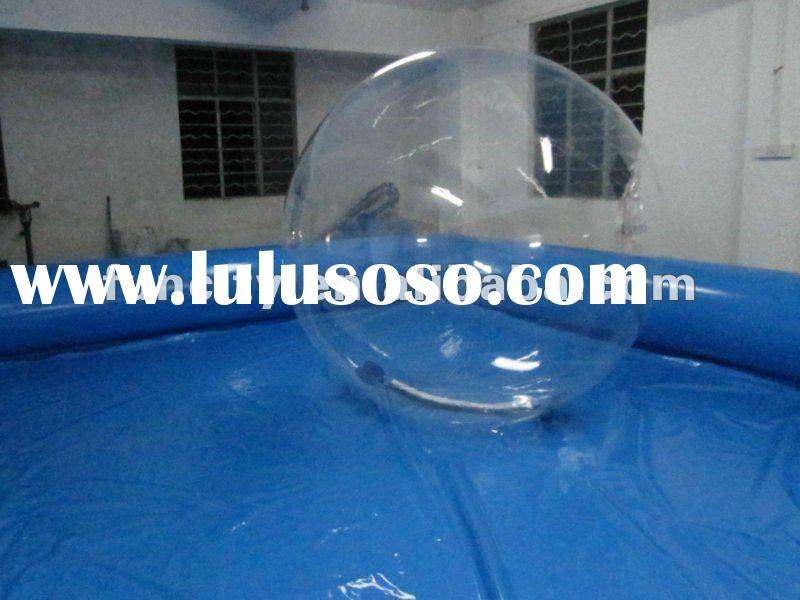 walking water ball pool