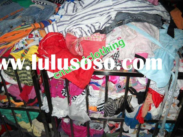 wiping rags, wiping cloth, used rags, used clothing, used clothes, used bags, used shoes, secondhand
