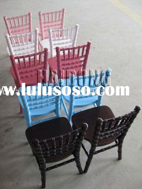 wooden Kids Tiffany chairs