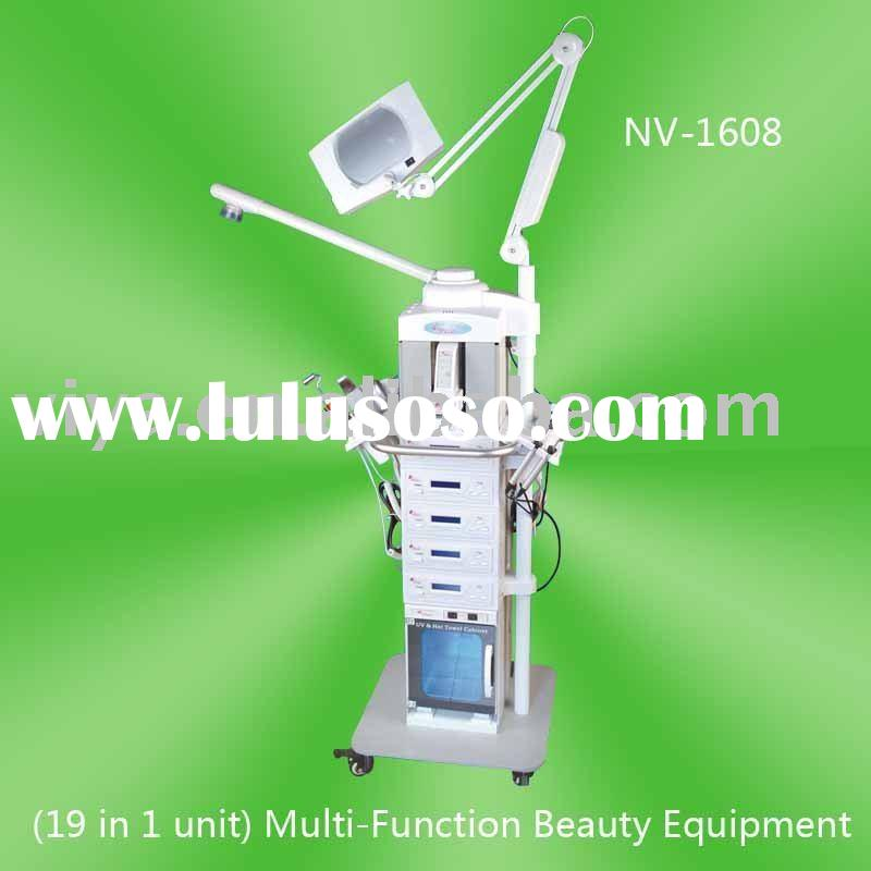 1608A 19 in 1 beauty salon equipment machine
