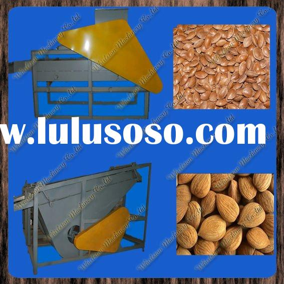 2012 New Hot almond dehuller machine almond sheller apricot kernel sheller (0086 13526859457)