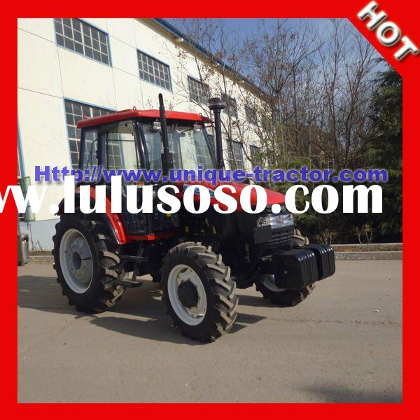 80HP 4WD Agricultural Equipment Tractor For Sale