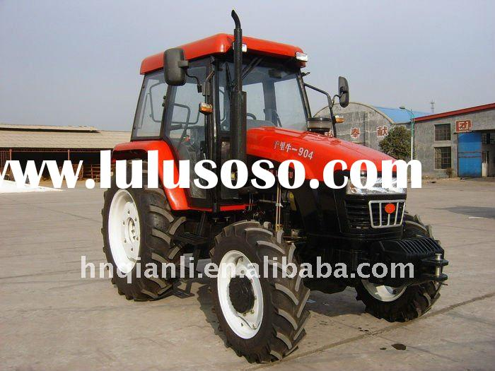 90HP Tractors Hydraulic Wheel Drive Tractor 90hp 4 wheel drive Farm Land Tractor,high speed large tr