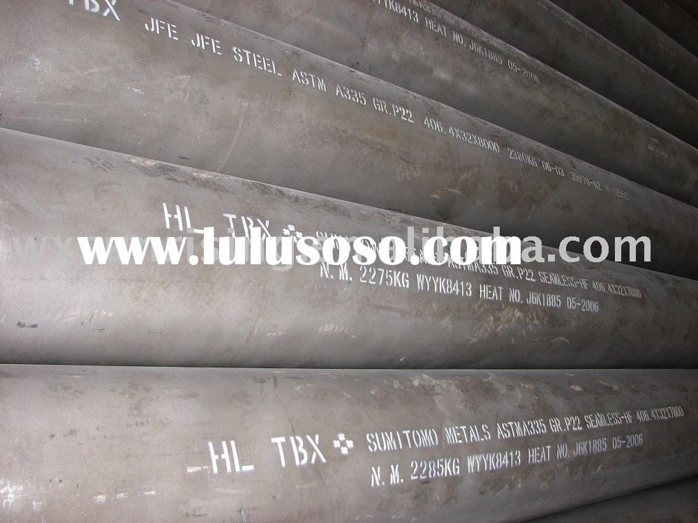 A335 P11, P22 Alloy Steel Seamless Pipes/ Tubes