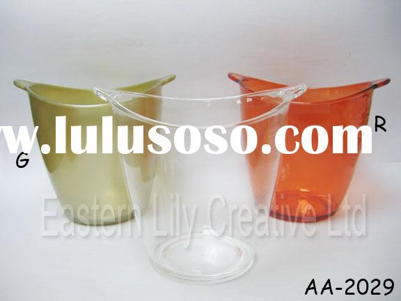 Acrylic Ice bucket/Champagne ice bucket