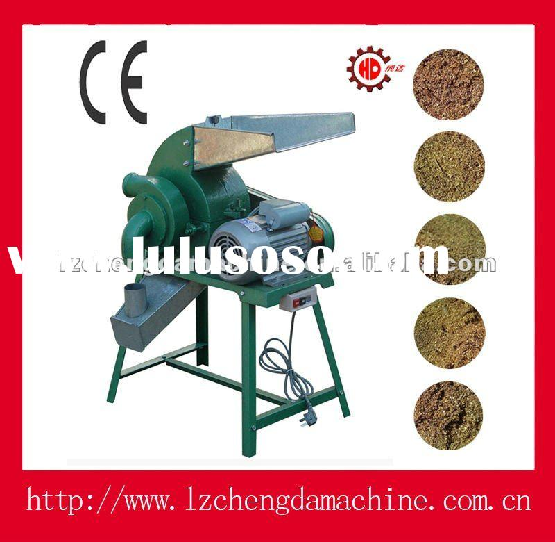 CF158 grinder hammer mill with small power