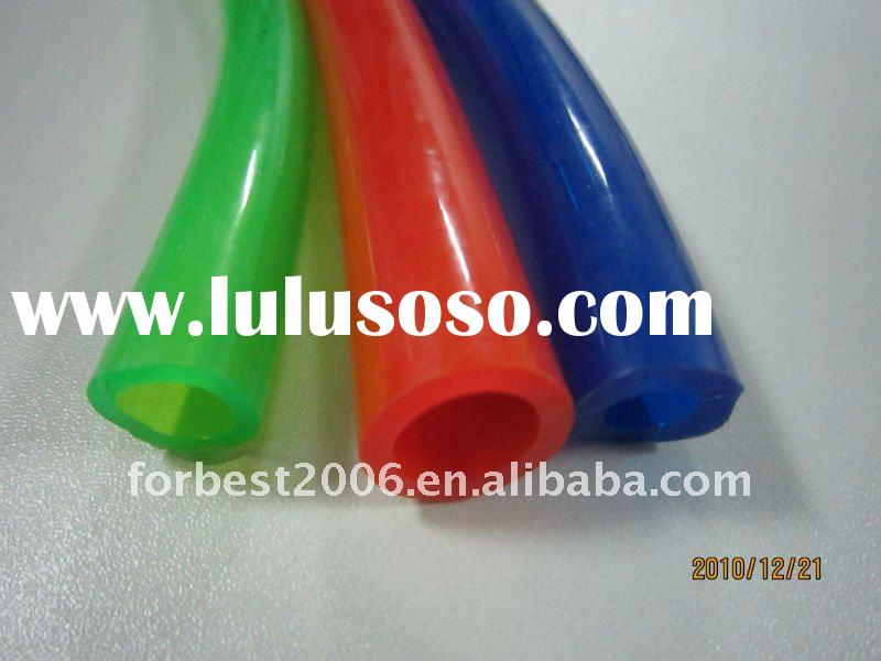 Color PVC pipe with popular in China