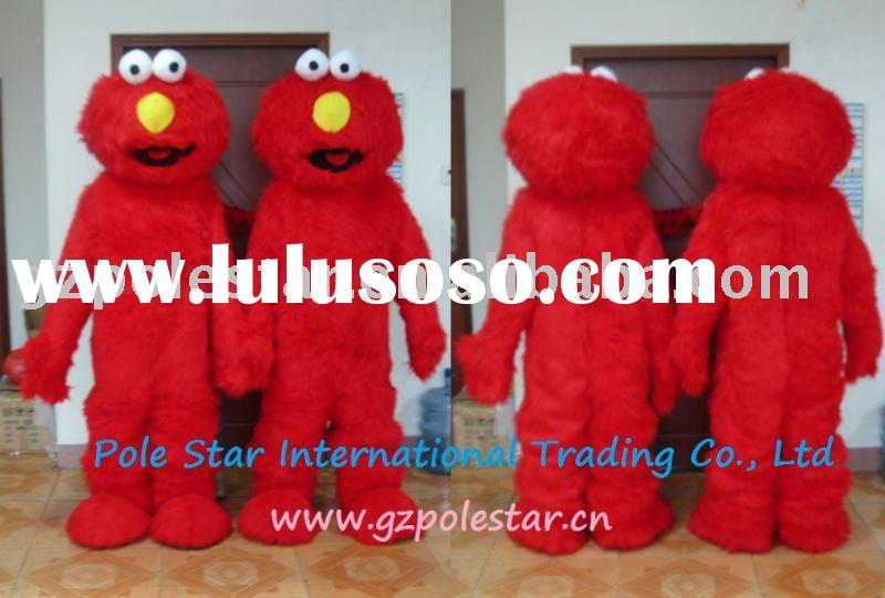 Elmo Party Costumes/Fur Mascot
