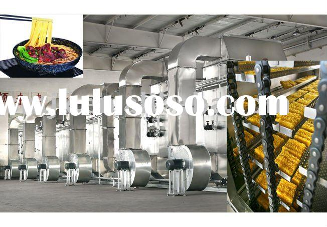 Extruding Automatic Instant Noodle Making Machine