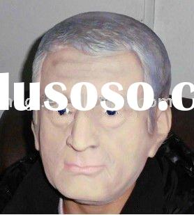 Famous person latex mask party mask masquerade mask