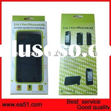 For apple iphone 4&4S rechargeable battery case
