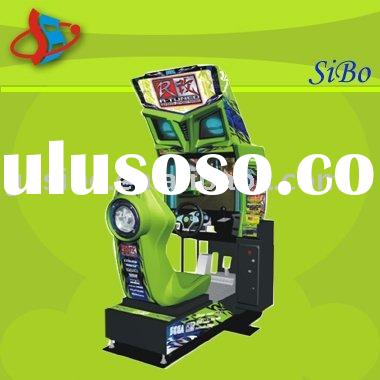GM3110 coin operated arcade amusement racing machine for game center