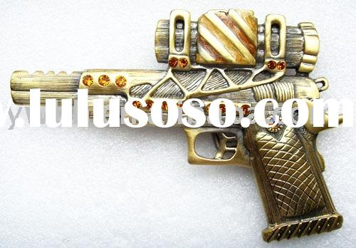 Gun belt buckle,Fashion belt buckle,Western belt buckle