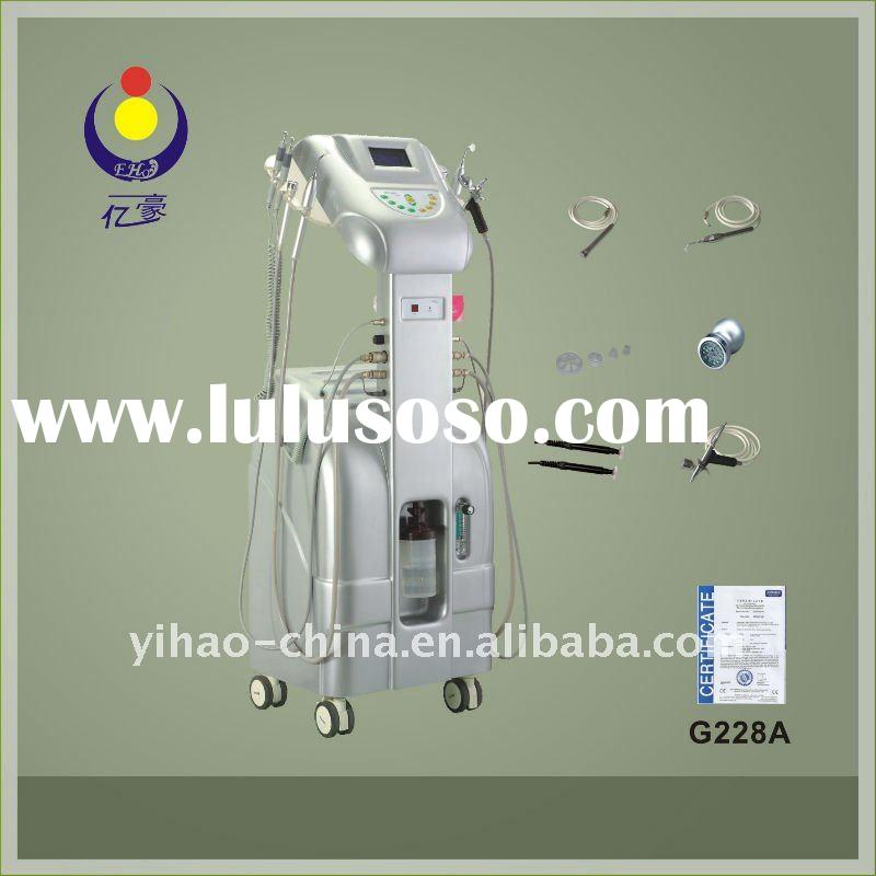 High Quality Oxygen Concentrator With LED Light For Skin Whitening G228A (Guangzhou)