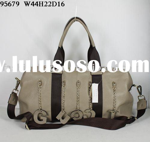 Hot sale!!! leather travel bag wholesale