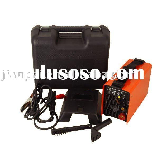 IGBT Portable DC inverter mma arc welding machine