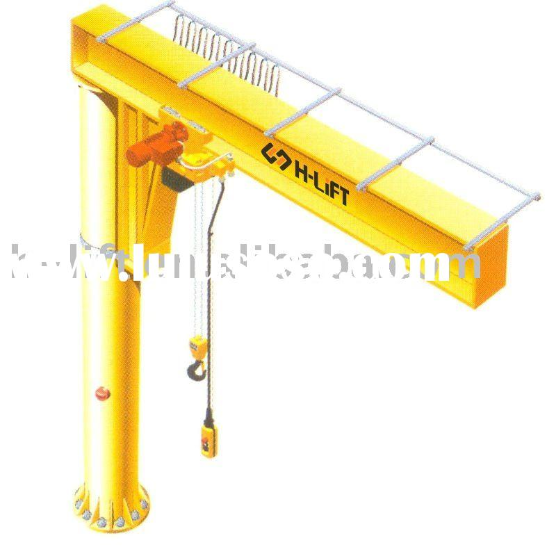 Tower Crane Design Calculations : Design calculation of tower jib crane