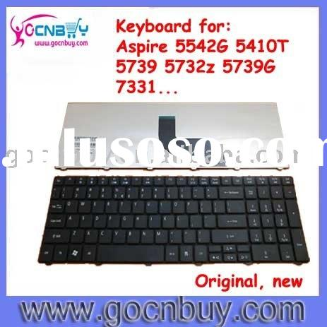 Laptop keyboard for acer Aspire 5732z Aspire 5739G Aspire 7331 Italian/German/Spanish/Turkish/Swiss/
