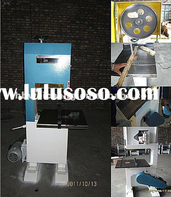 MJ344 low price vertical band saw wood cutting machine