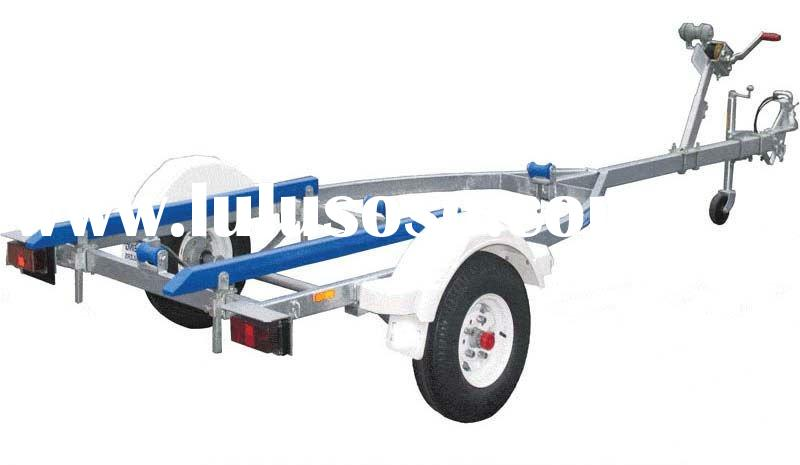 Poly Plank Trailer,boat trailer,wood type boat trailer