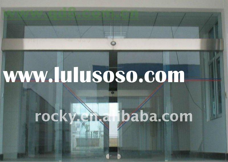 SELL 4/5/6/8/10/12mm automatic sliding glass door