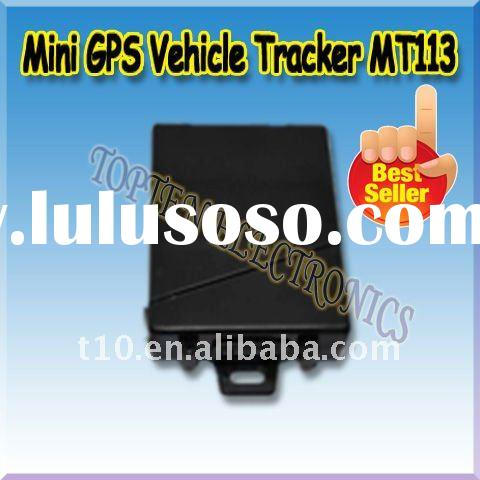 SOS service GPS tracker MT113 with free google mapping software, safety alarm system