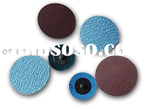 Sanding polishing pads