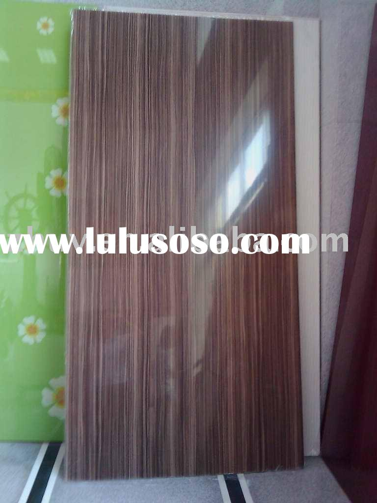 Sell high gloss metalic MDF for kitchen cabinet doors,kitchen furniture