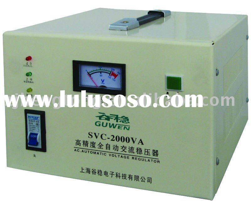 Single-phase automatic voltage stabilizer ( CE certificate)