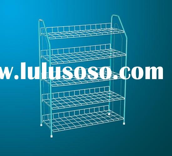 Top class 5-layer combined shoe rack,Metal Shoe Rack.Wire shoe rack,