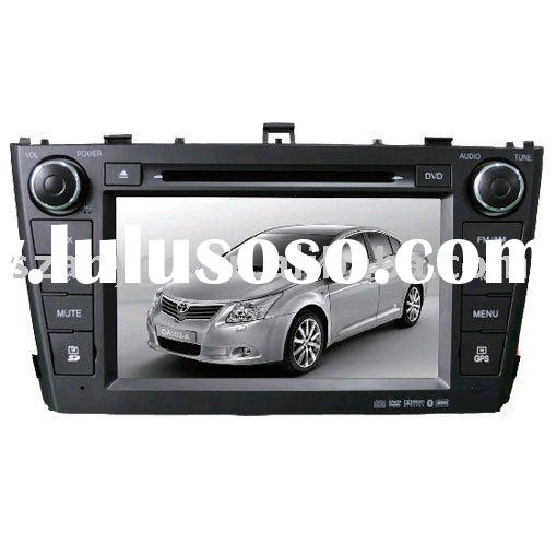 Toyota Avensis dvd gps with bluetooth dvd fm all function