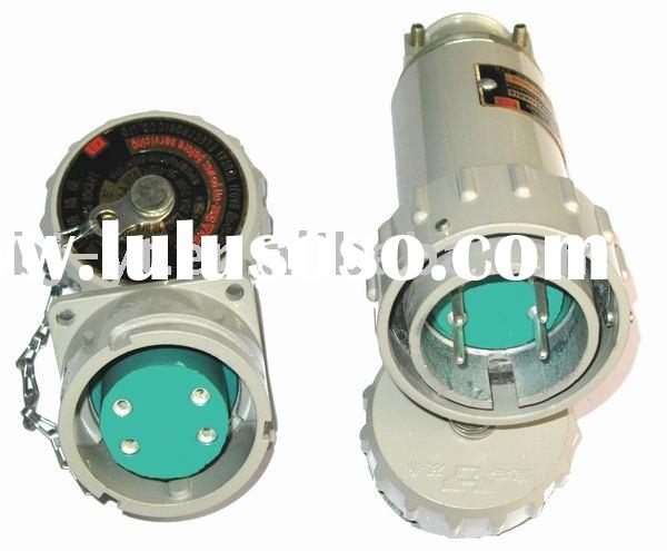 Waterproof of 4 Pin Plug & Socket Electrical Connector