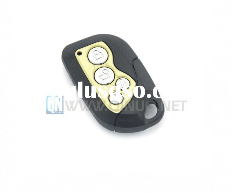 Wireless remote control for car alarm system