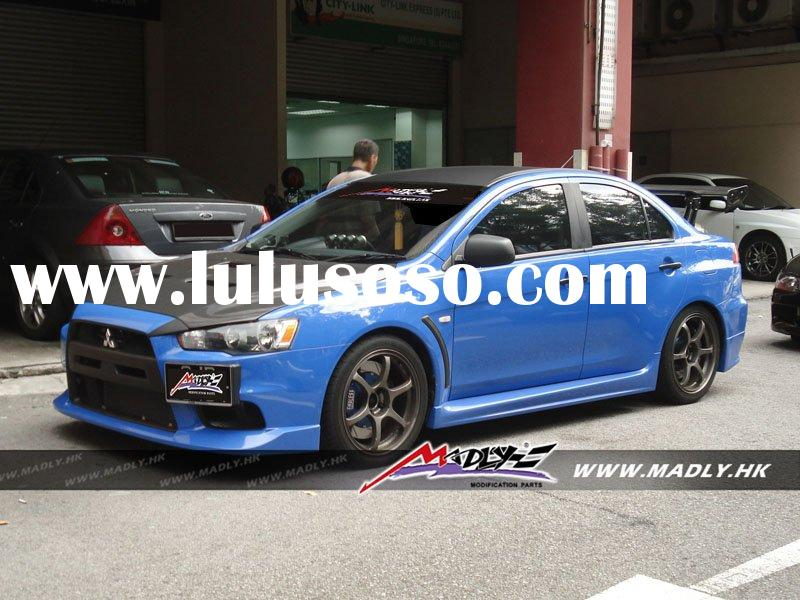 car body kits for lancer evo 10 style