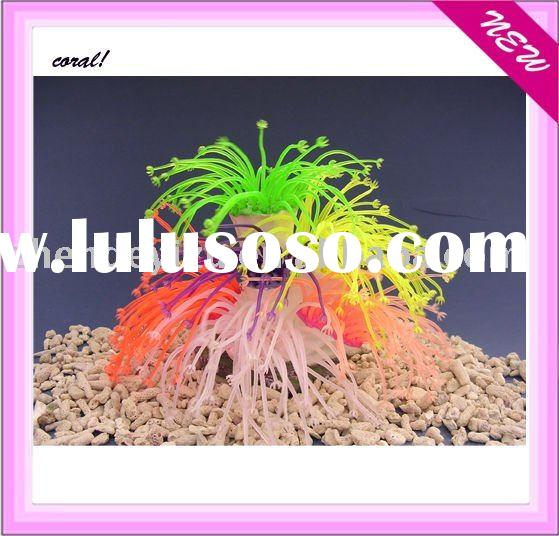 decoration of artificial aquarium coral