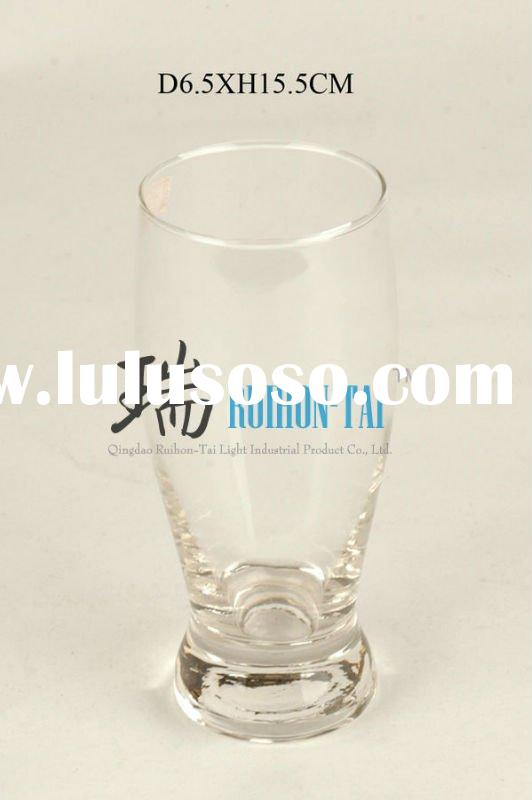 hot selling clear party drinking glasses