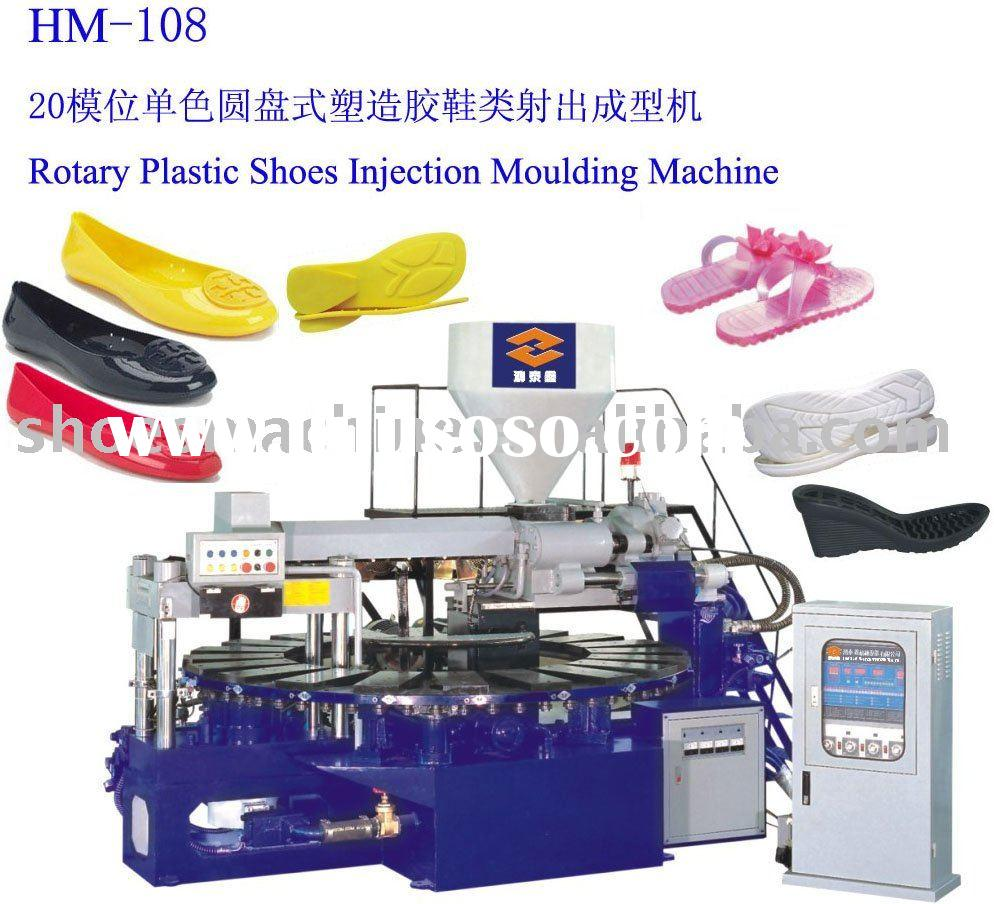 jelly shoes machine,crystal sandals/slippers machine,PVC/TPR sole machine