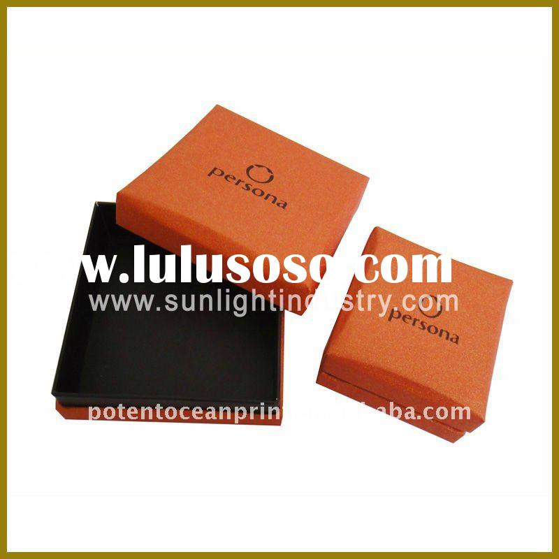luxury paper gift box for jewelry