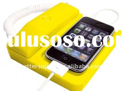 mobile telephone receiver for Iphone receive and answer to avoid radiation