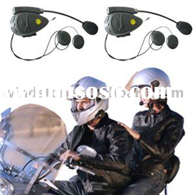 multi-intercom bluetooth Super Quality BlueTooth Outdoor Waterproof Audio System for Motorcycles/Mot